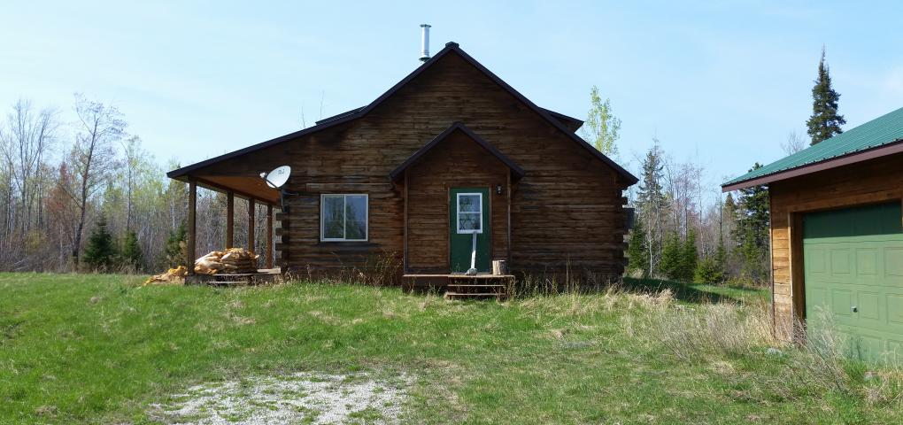 Huron Bay Field station cabin